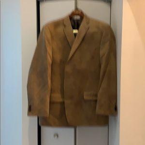 Tan shade sport coat like new